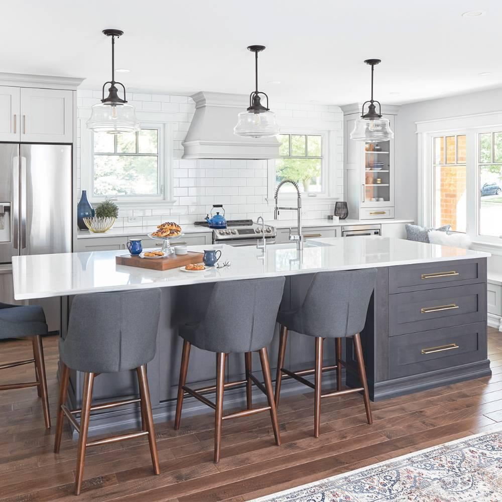 © Design: Paragon Kitchens, Ontario