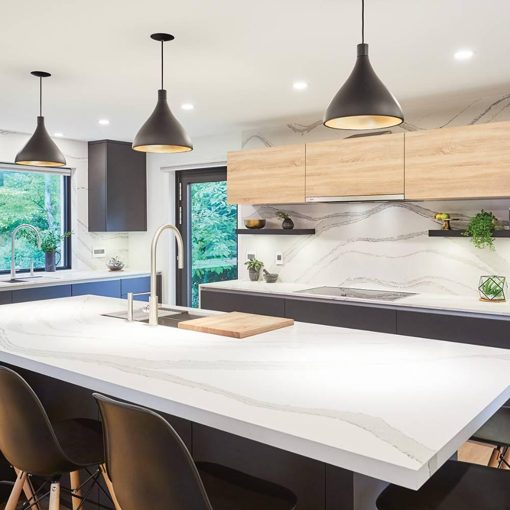 © Design: Paragon Kitchens, Ontario / © Photo: Simon Couturier