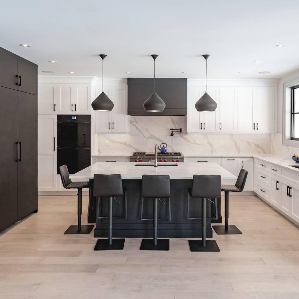 © Design: Enns Cabinetry, Ontario