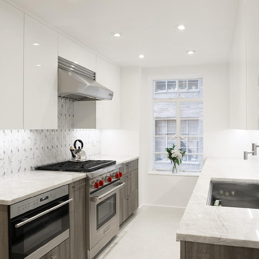 © Design : Intelligent Kitchen, New York